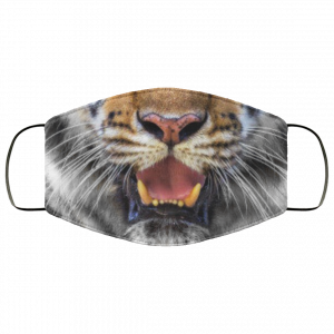 tiger-mouth-face-mask