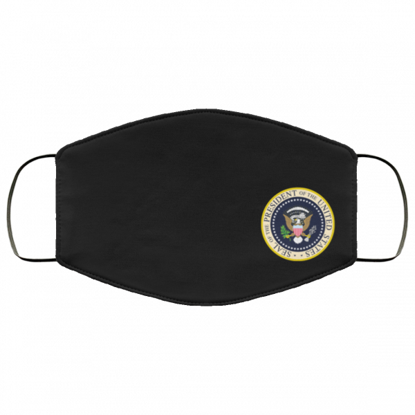 US Presidential Seal Face Mask