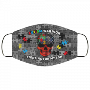 autism-warrior-fighting-for-my-son-face-mask
