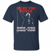 Bernie Sanders Fight The Power And Public Enemy Shirt