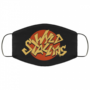 Wyld Stallyns Face Mask