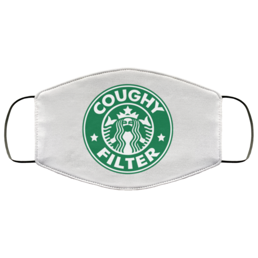 coughy filter face mask