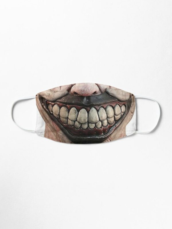 Twisty The Clown Face Mask