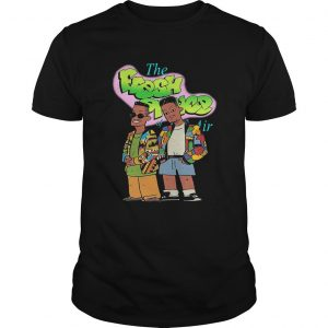 The Fresh Prince Of Bel Air Will Smith Shirt