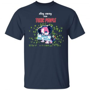 Harry Style Stay Away From Toxic People Shirt