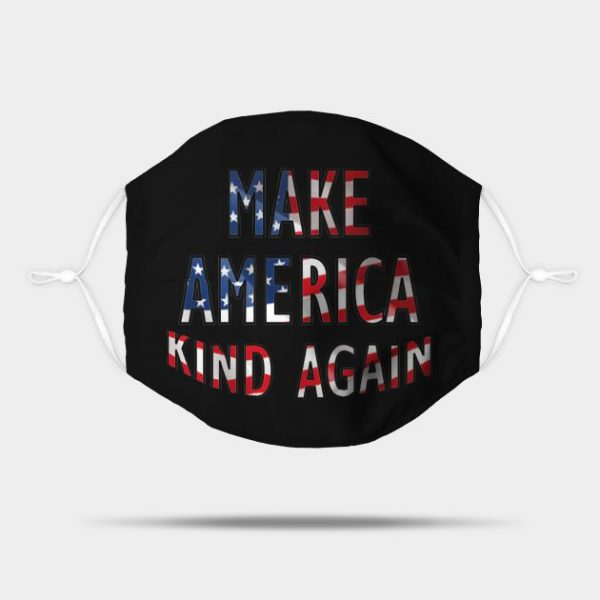 Make American Pround Again Face Mask