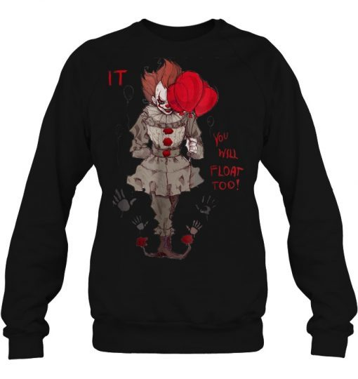 it-you-will-float-too-halloween-shirt