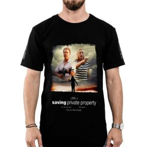 Ken And Karen A 2020 Film Saving Private Property They've Had Enough Shirt
