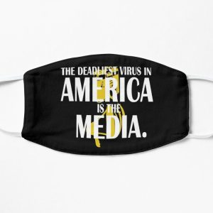 The Deadliest Virus In America Is The Media Face Mask